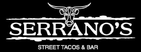 Serrano's Street Tacos & Bar logo top