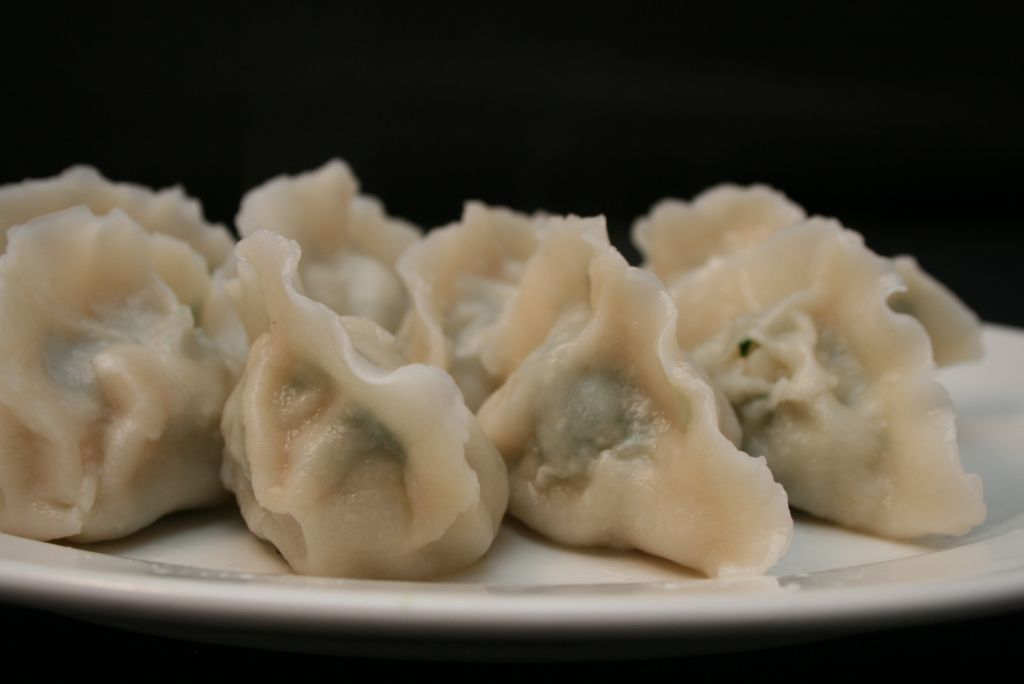 appetizers shrimp dumplings