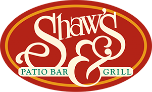 Shaw's Patio Bar & Grill logo top