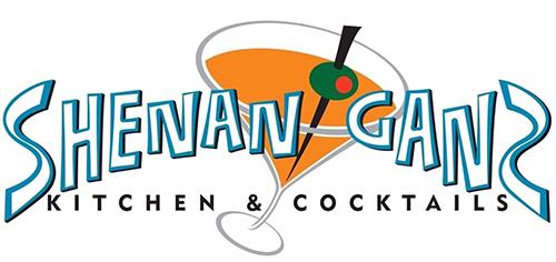 Shenanigans Kitchen & Cocktails logo top