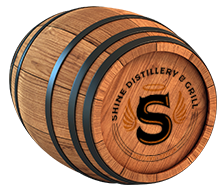barrel decoration logo