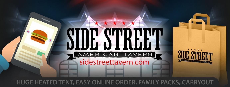 sidestreet flyer