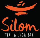 Silom Thai & Sushi Bar logo scroll