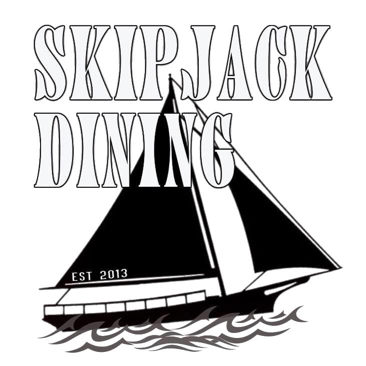 Skipjack Dining logo top