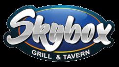Skybox Grill & Tavern logo top