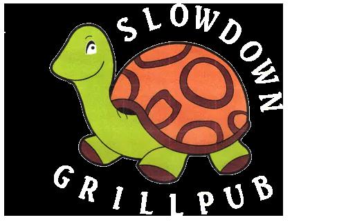 Slowdown Grillpub logo