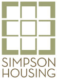 simpson housing logo