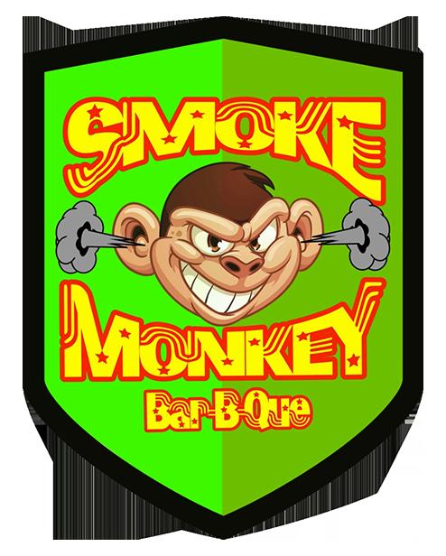 Smoke Monkey Music Hall logo