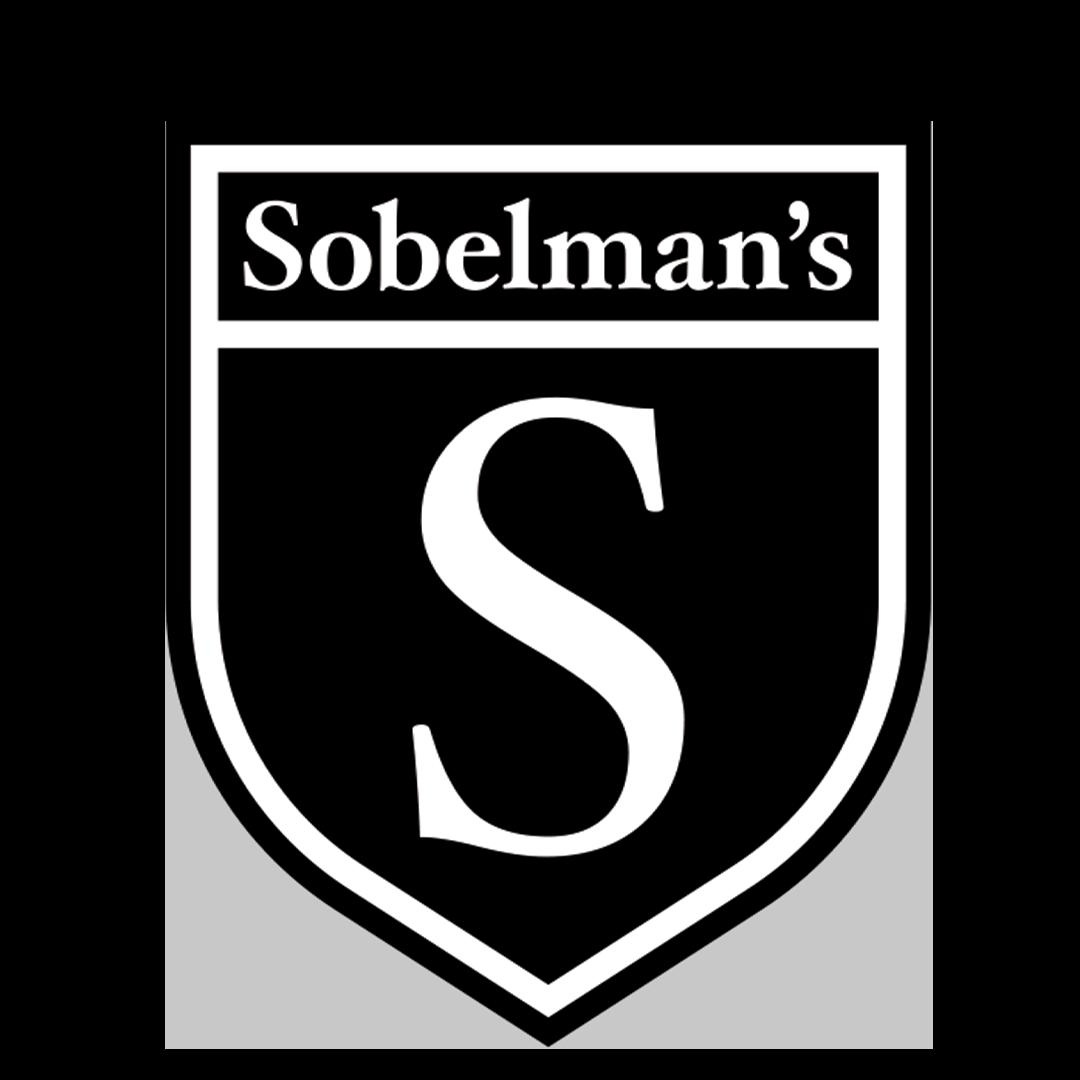 Sobelman's logo top