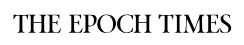 the Epoch Times logo image