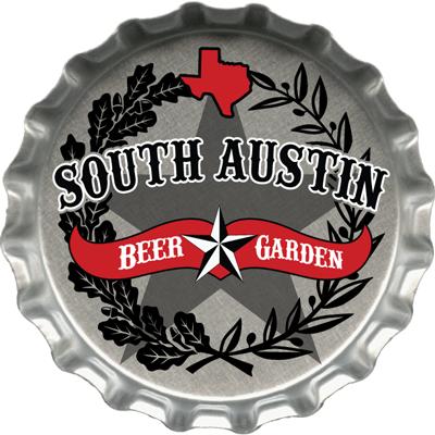 South Austin Beer Garden logo top