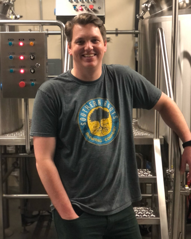 Head Brewer - Scott