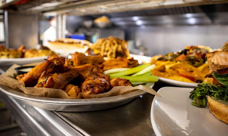 Fried chicken meals