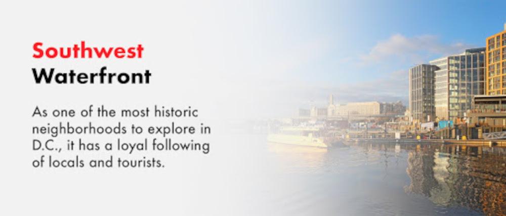 Southwest Waterfront flyer