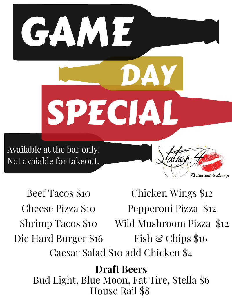 Game Day Special event photo