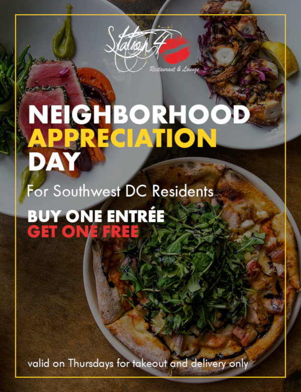 neighborhood appreciation day flyer