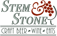 Stem & Stone Craft Beer, Wine & Eats logo top