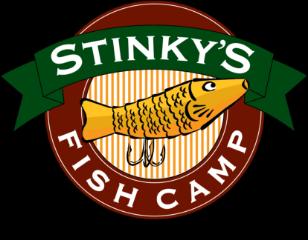 Stinky's Fish Camp logo