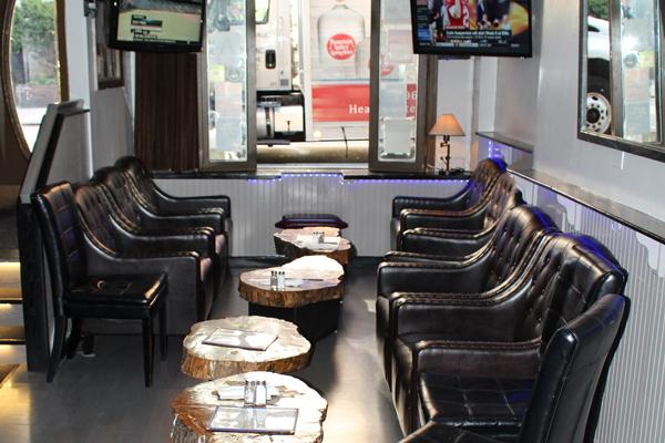 Semi Private Couch Area photo