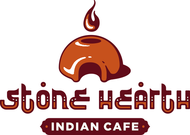Stone Hearth Indian Cafe logo top