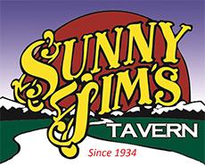 Sunny Jim's Tavern logo top