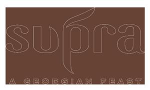 Supra logo scroll