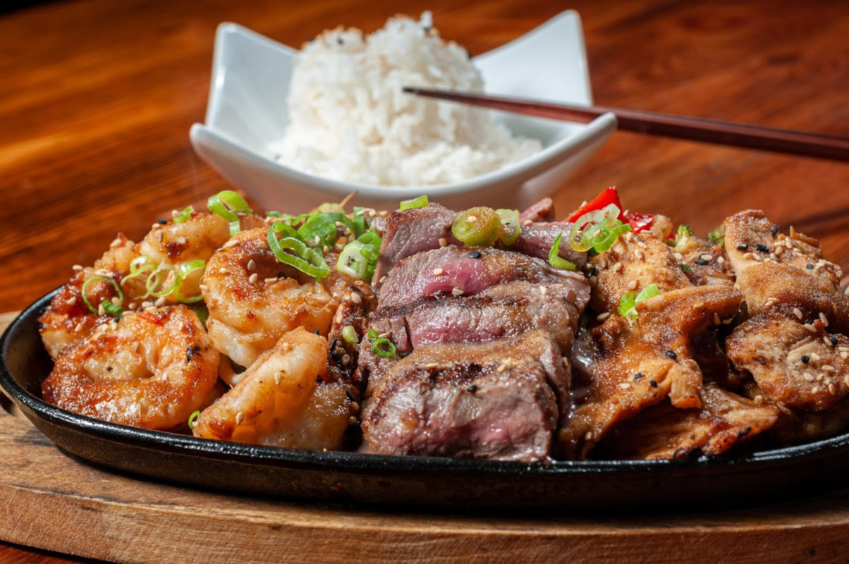 Chef's Special Teppanyaki