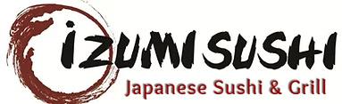 Izumi Sushi logo top