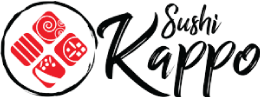 Sushi Kappo logo scroll