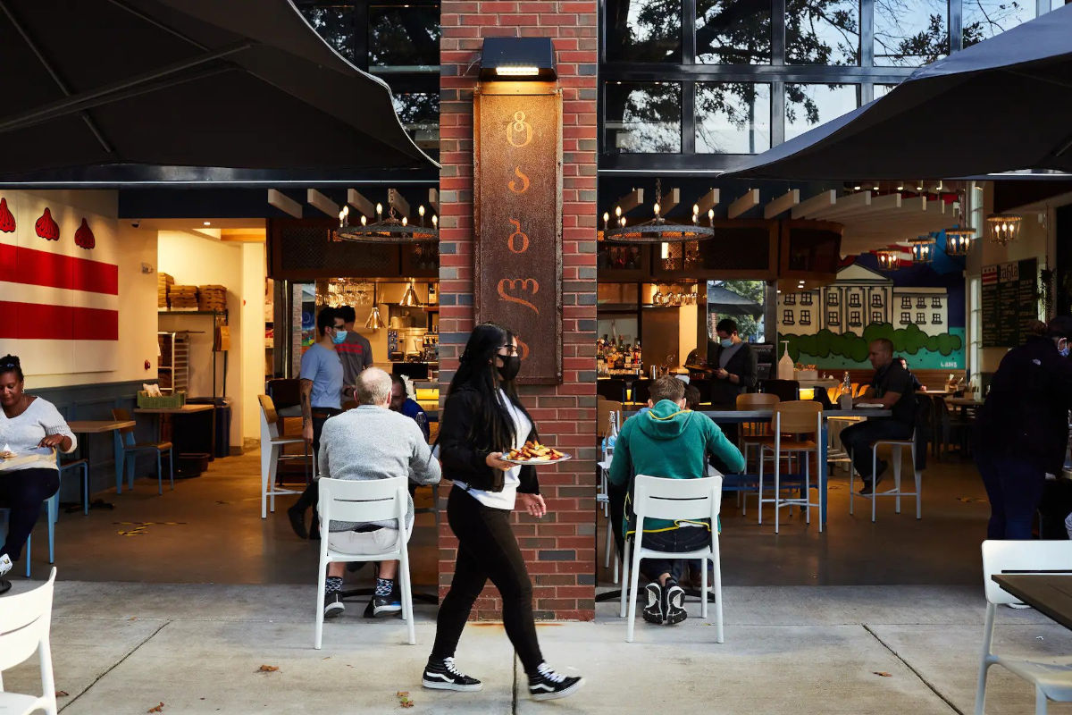 Patio Diners