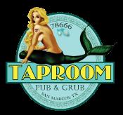 Taproom Pub & Grub logo top