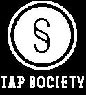 Tap Society logo