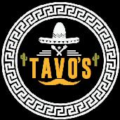Tavo's Signature Cuisine logo top