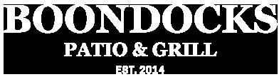 Boondocks (Tempe) logo top