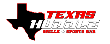 Texas Huddle Grille & Sports Bar logo top