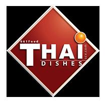 Thai Dishes Valencia logo