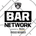 nets bar network logo