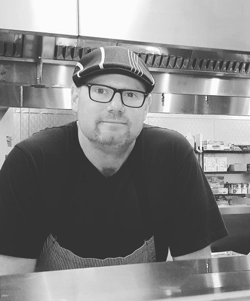 mark millwood Executive Chef