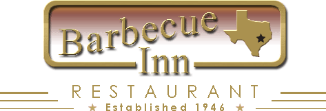 Barbecue Inn logo scroll