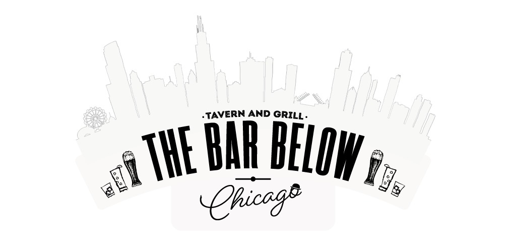 The Bar Below Chicago logo