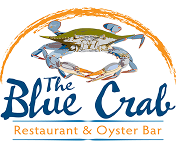 The Blue Crab Restaurant and Oyster Bar logo top