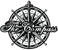 The Compass logo