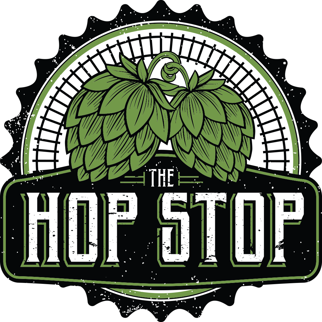 The Hop Stop logo