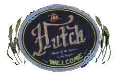 The Hutch logo top