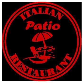 The Patio Italian Restaurant logo