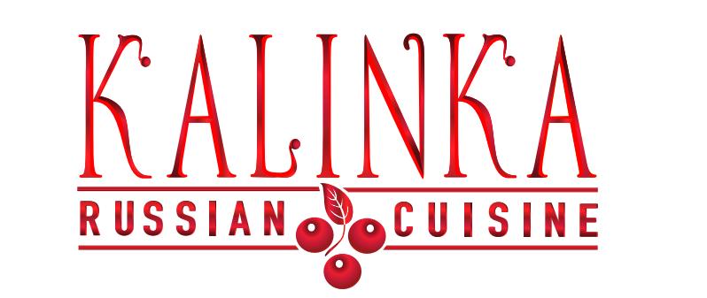 Kalinka Russian Cuisine logo top