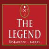 The Legend Restaurant & Bakery logo top
