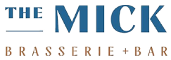 The Mick Brasserie logo top