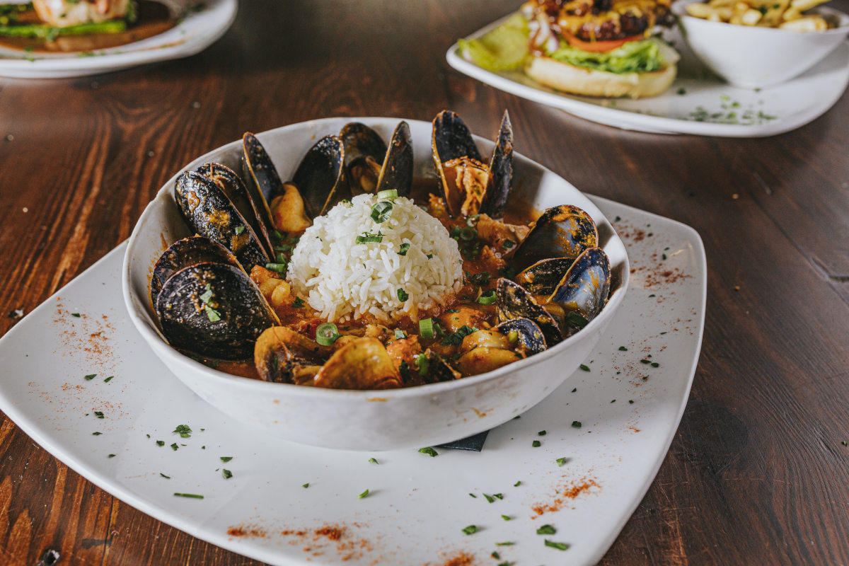 seafood court bouillon