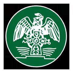 The Patricios restaurant logo top
